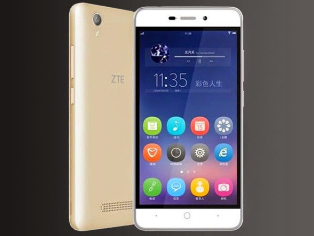 ZTE Q519T Is A $95 Handset With A 4,000 mAh Battery