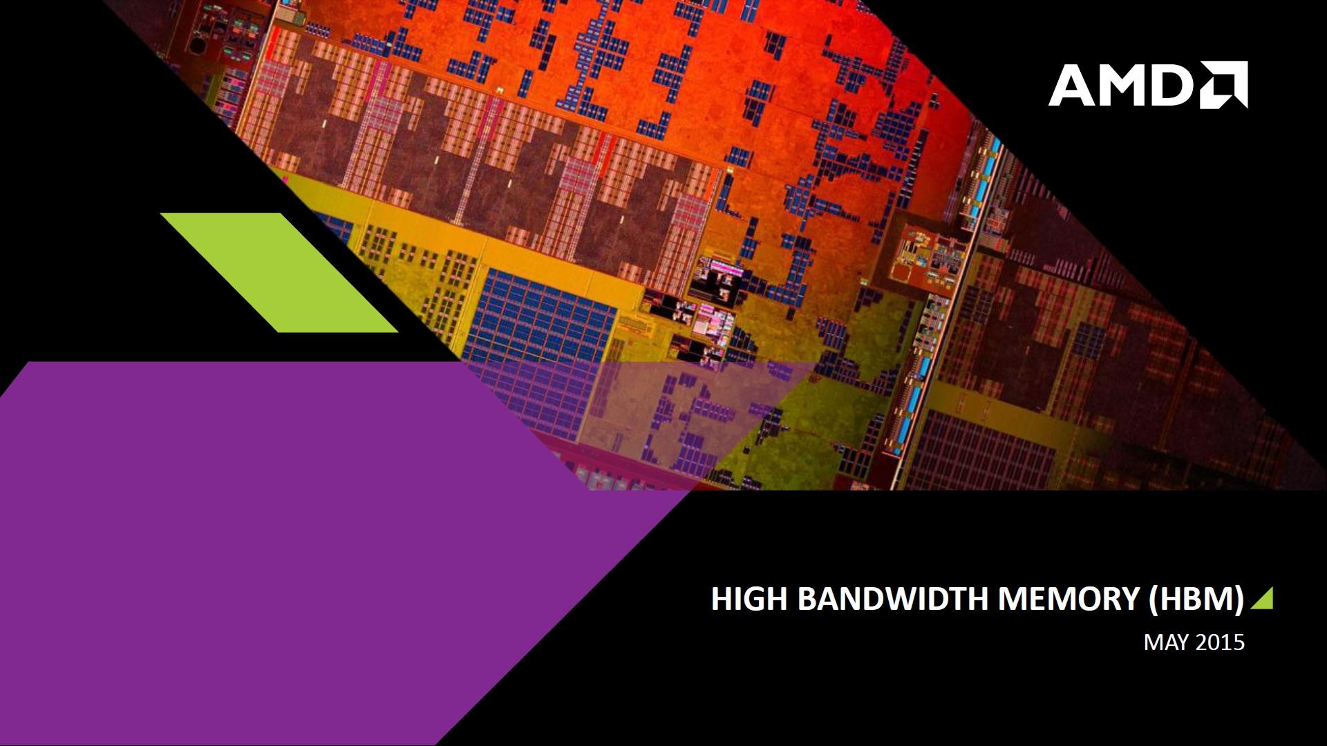 AMD HBM Slide 1