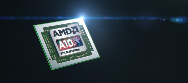 AMD A10 6th Generation Processors