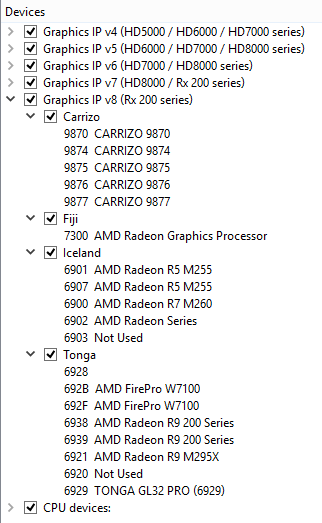 AMD Fiji Graphics