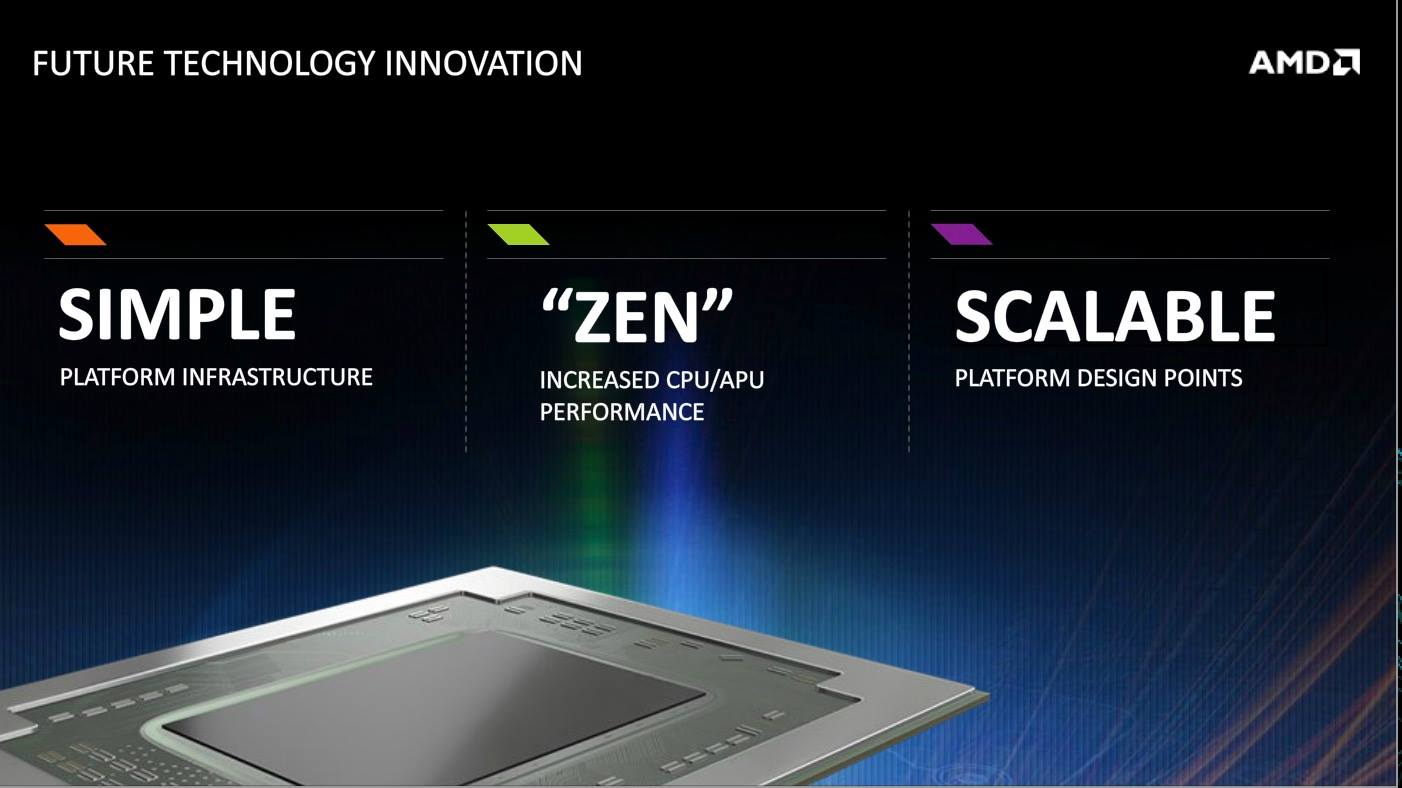 AMD Financial Analyst Day 2015_ZEN ZEN