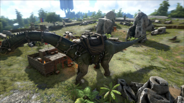 Ark Survival Evolved Xbox One Patch