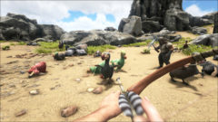 ARK: Survival Evolved - Unreal Engine 4 and DX12 in an Open
