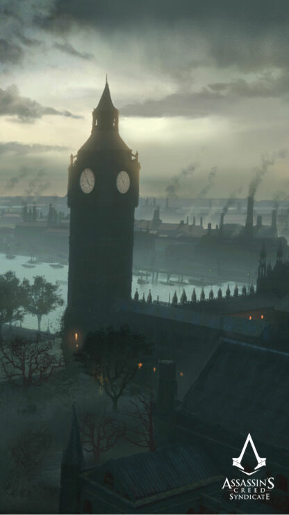 Assassins Creed Syndicate Amazing Wallpapers