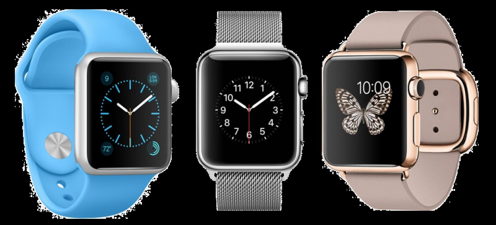 Apple Watch News