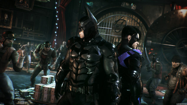 Batman Arkham Knight (2)