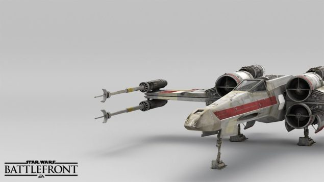 Battlefront X-Wing