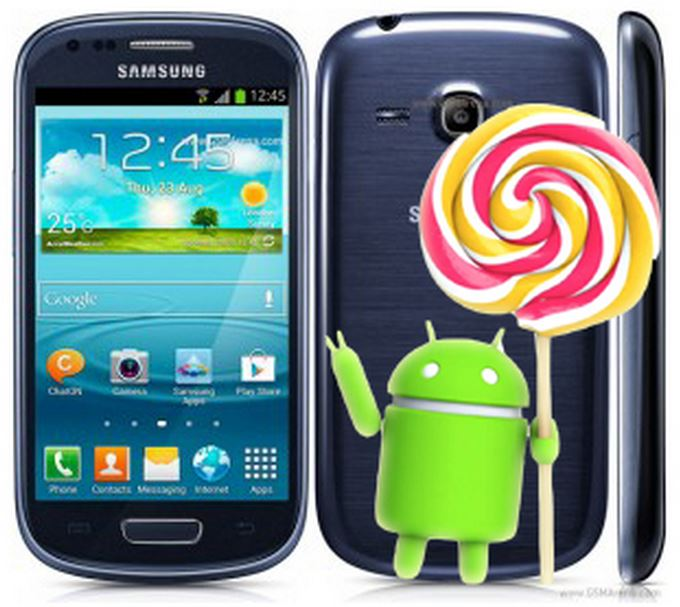 Galaxy S3 Mini Updated To Android 5 1 1 Lollipop Build