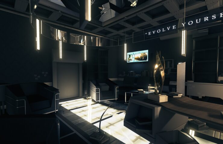 Similarly to the Unreal Engine 4 Blade Runner inspired project which we have covered recently this looks quite beautiful and a first glimpse into how the ... & Beautiful Unreal Engine 4 Deus Ex Environment Created by Ubisoft ... azcodes.com