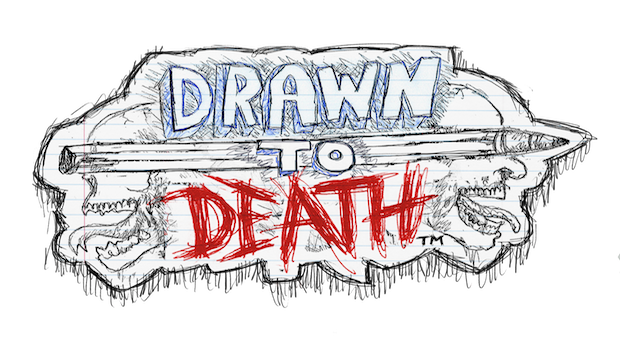 Drawn to Death (2)