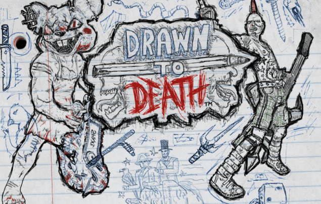 Drawn to Death (3)