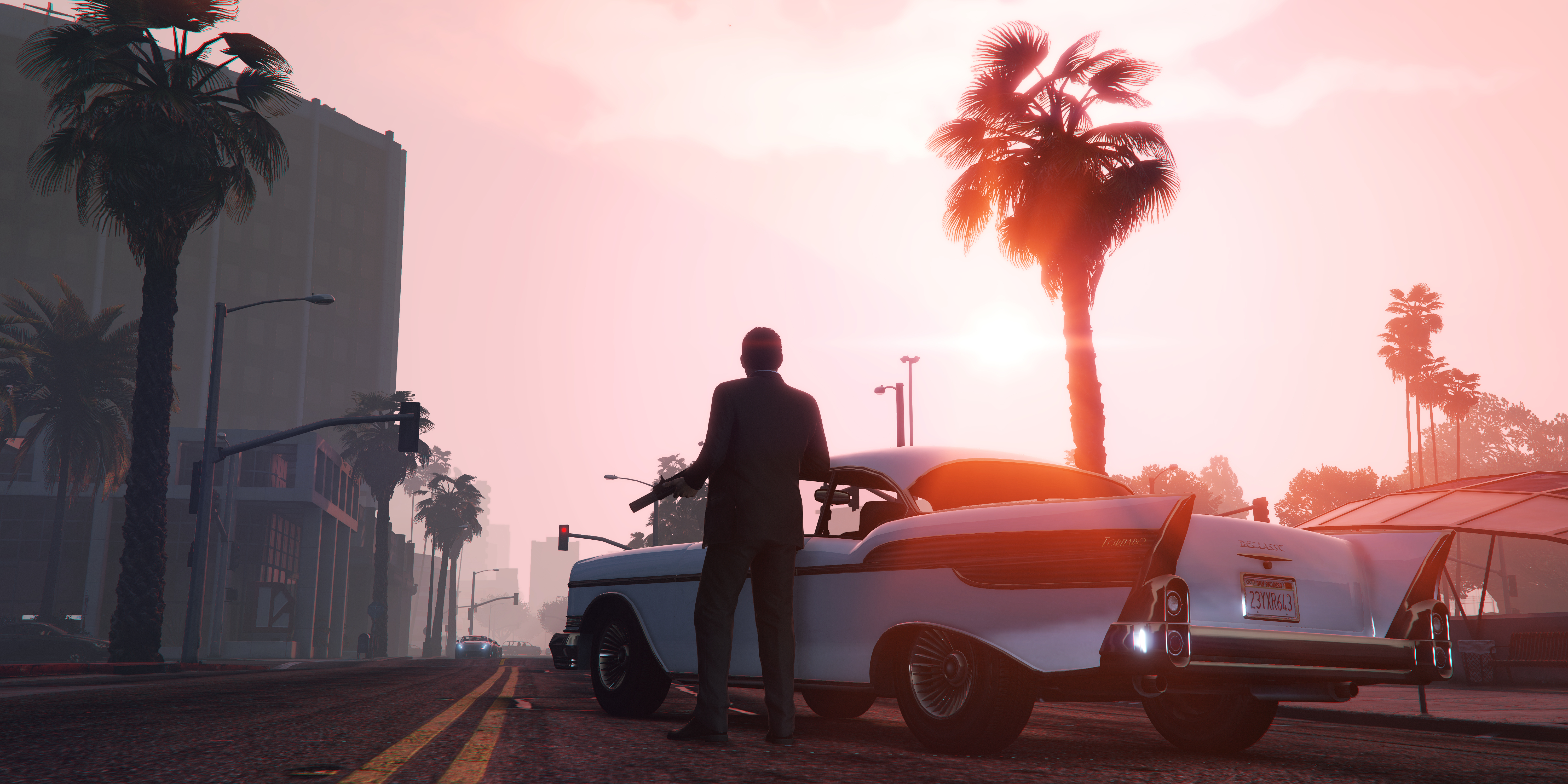 GTA V Mod Enables Seamless Buildings Interiors Without Loading