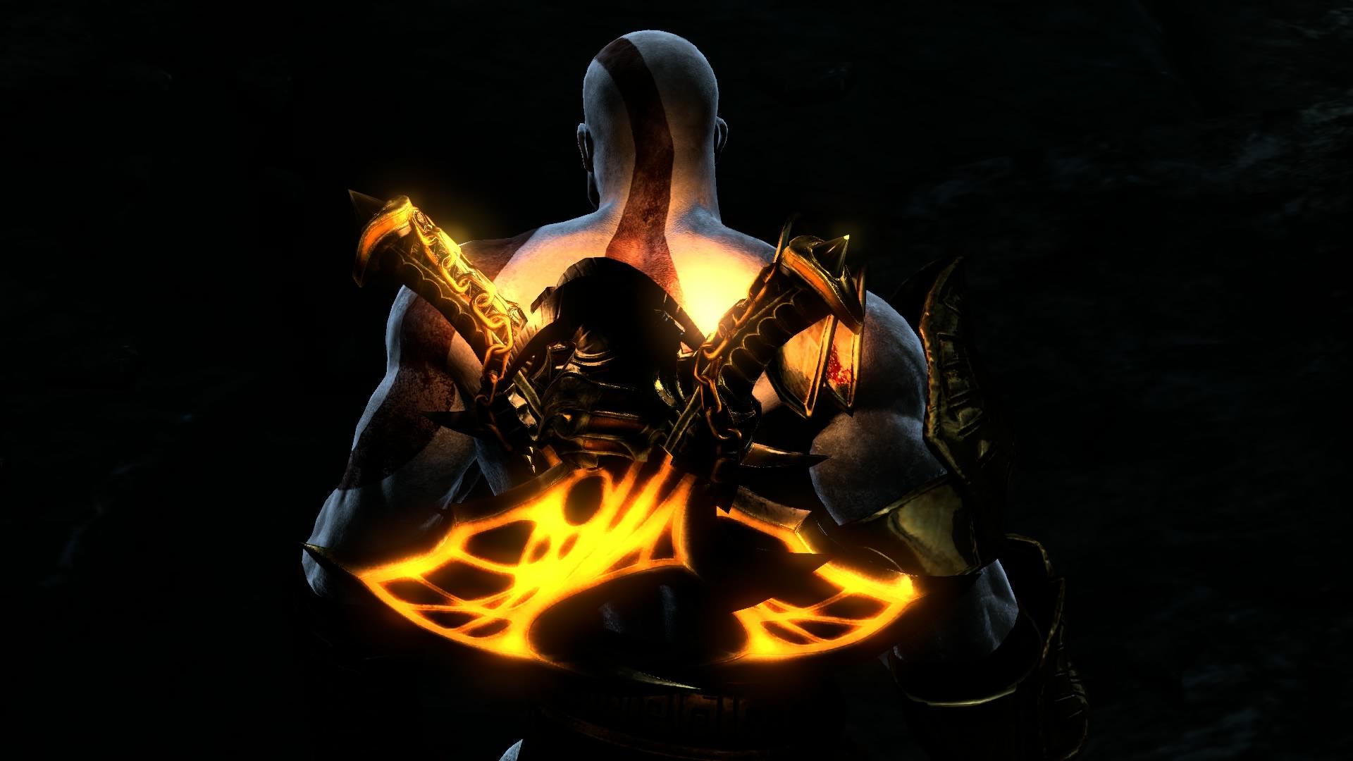 Mortal Kombat 9 Kratos GAMEPLAY!!!
