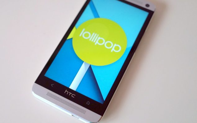 update htc one m8 to android 5.1.1 lollipop