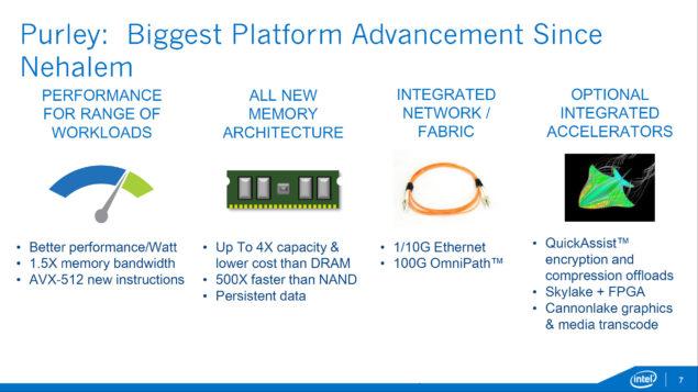 Intel Xeon E7 - E5 - Skylake-EX _Purely Platform_Vs Nehalem