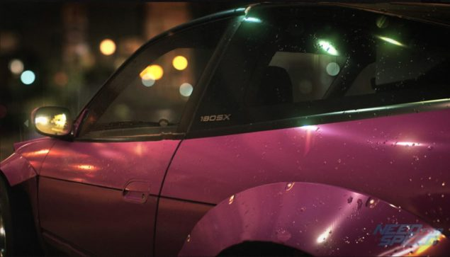 Need For Speed 180SX