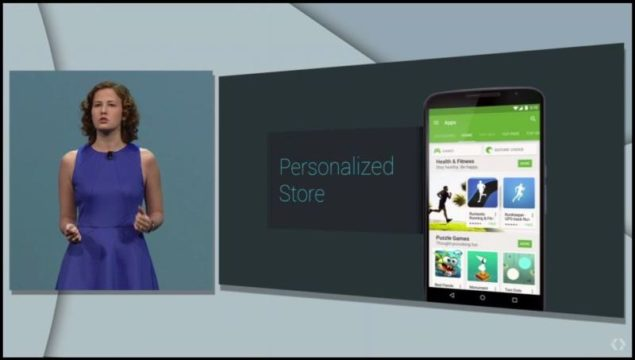 Google Play Store io 2015