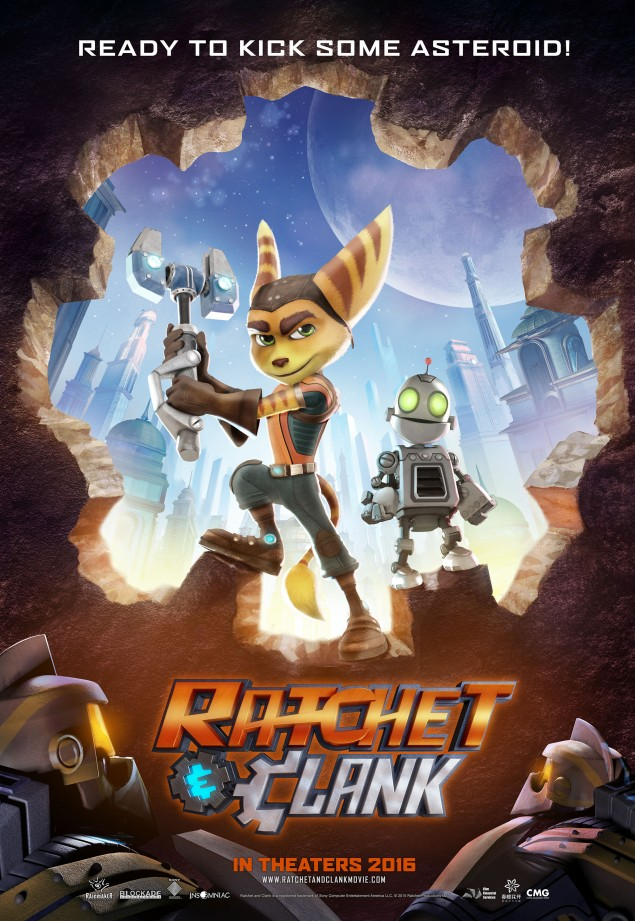 Ratchet & Clank (2)