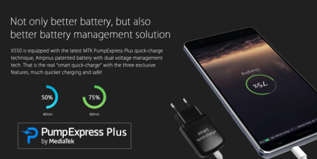 MediaTek Pump Express Plus Is The Answer To Qualcomm Quick Charge 2.0