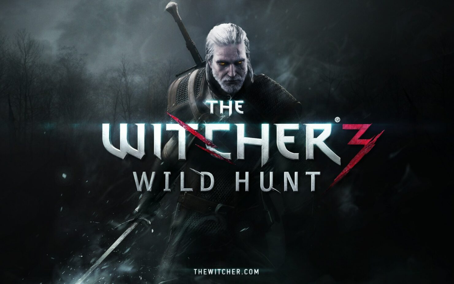 Witcher 3 PS4 HDR patch
