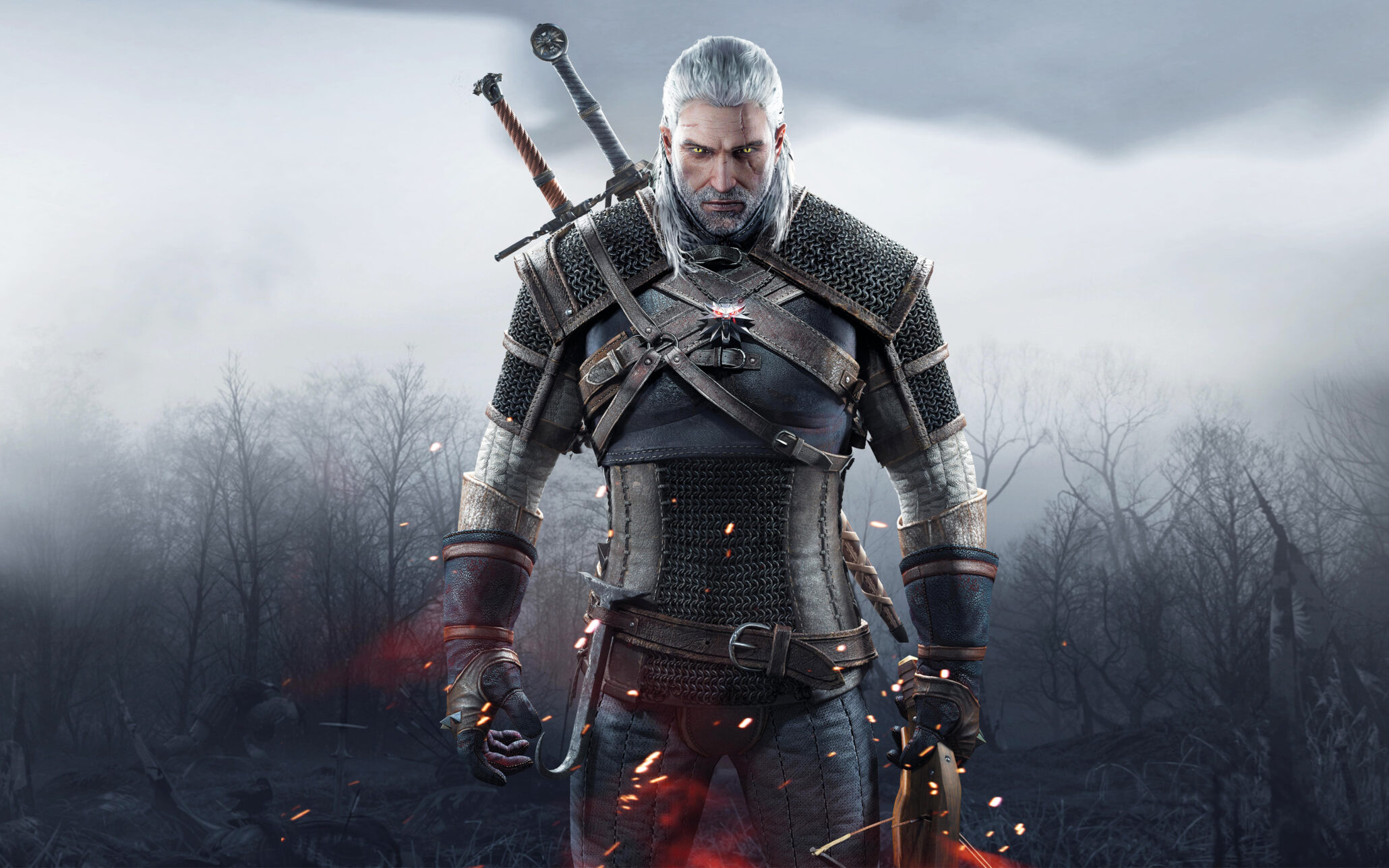 Witcher 3 RPG Wallpaper