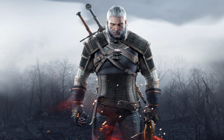 The Witcher 3 witcher series
