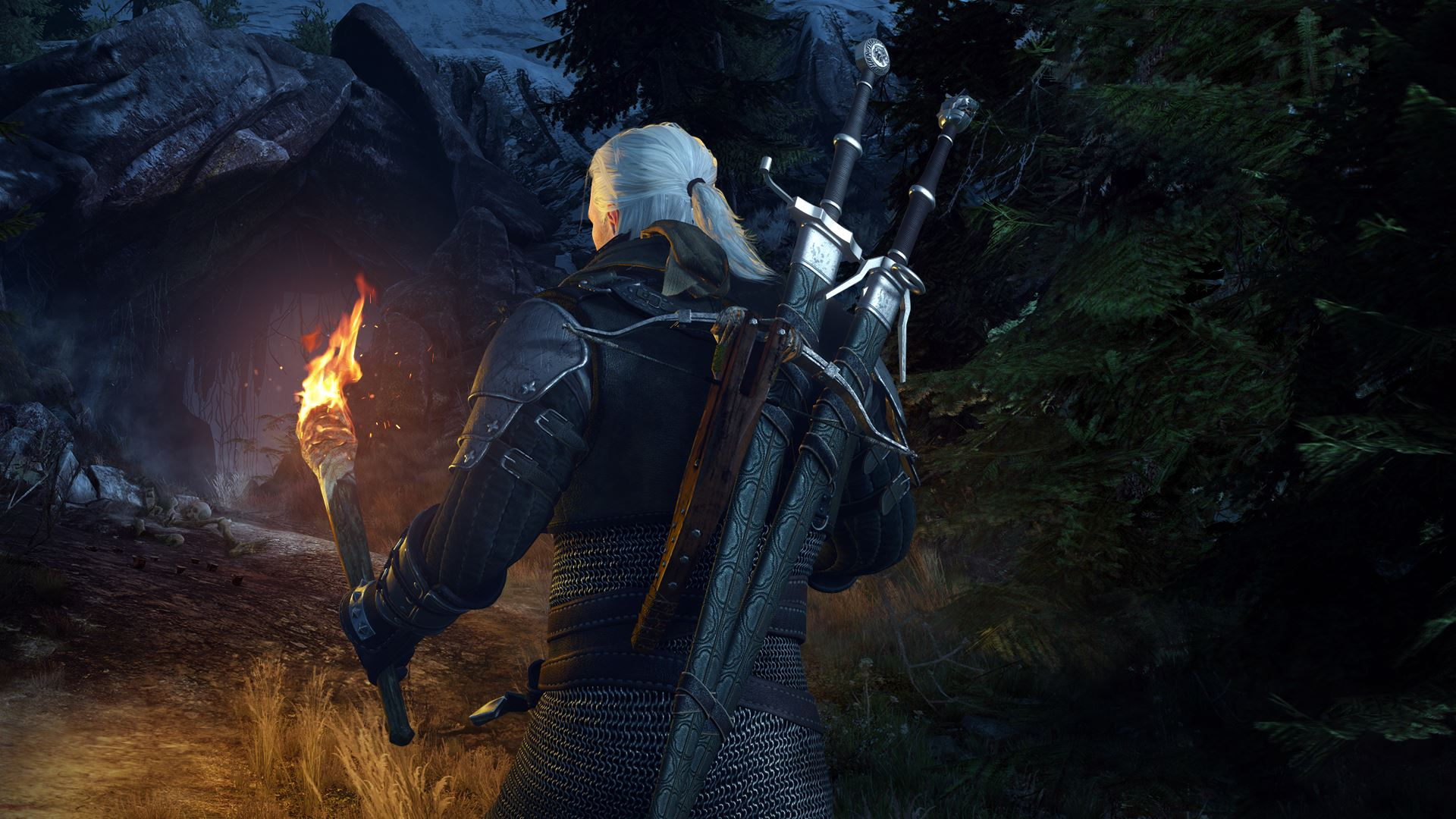 The Witcher 3 Temporary Fix for Error