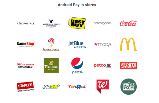 Android Pay Detailed; Fingerprint Payments And Tap To Pay Included