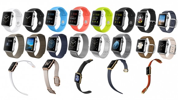 change Apple Watch band