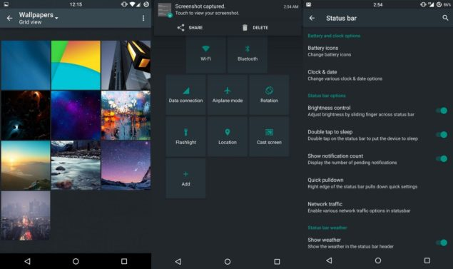 Nexus 4,5,6 Marshmallow custom ROM