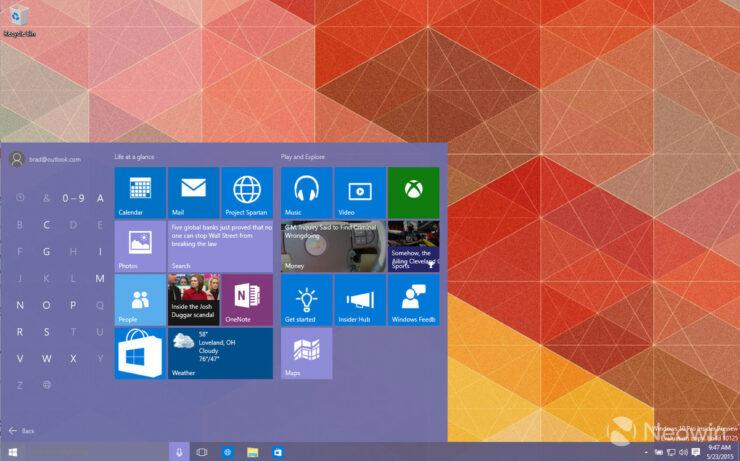 windows 10 10125