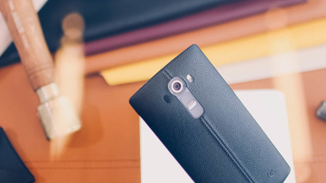 LG G4 Does In Fact Support Quick Charge 2.0