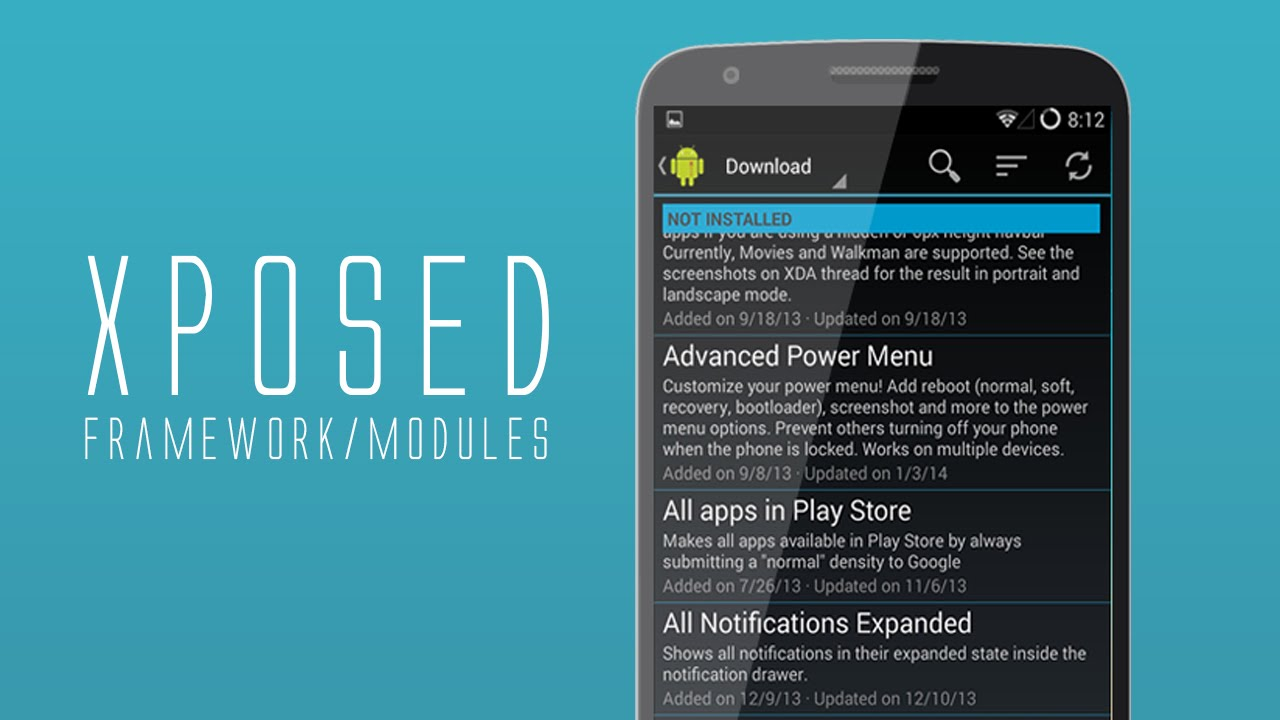 Recently Installed Xposed Module? Here's How You Can Activate It