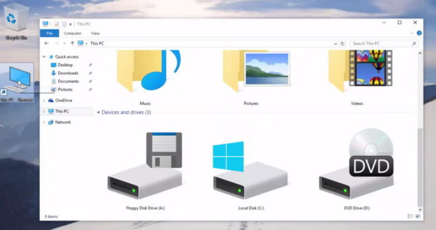 windows 10 leaked screenshots