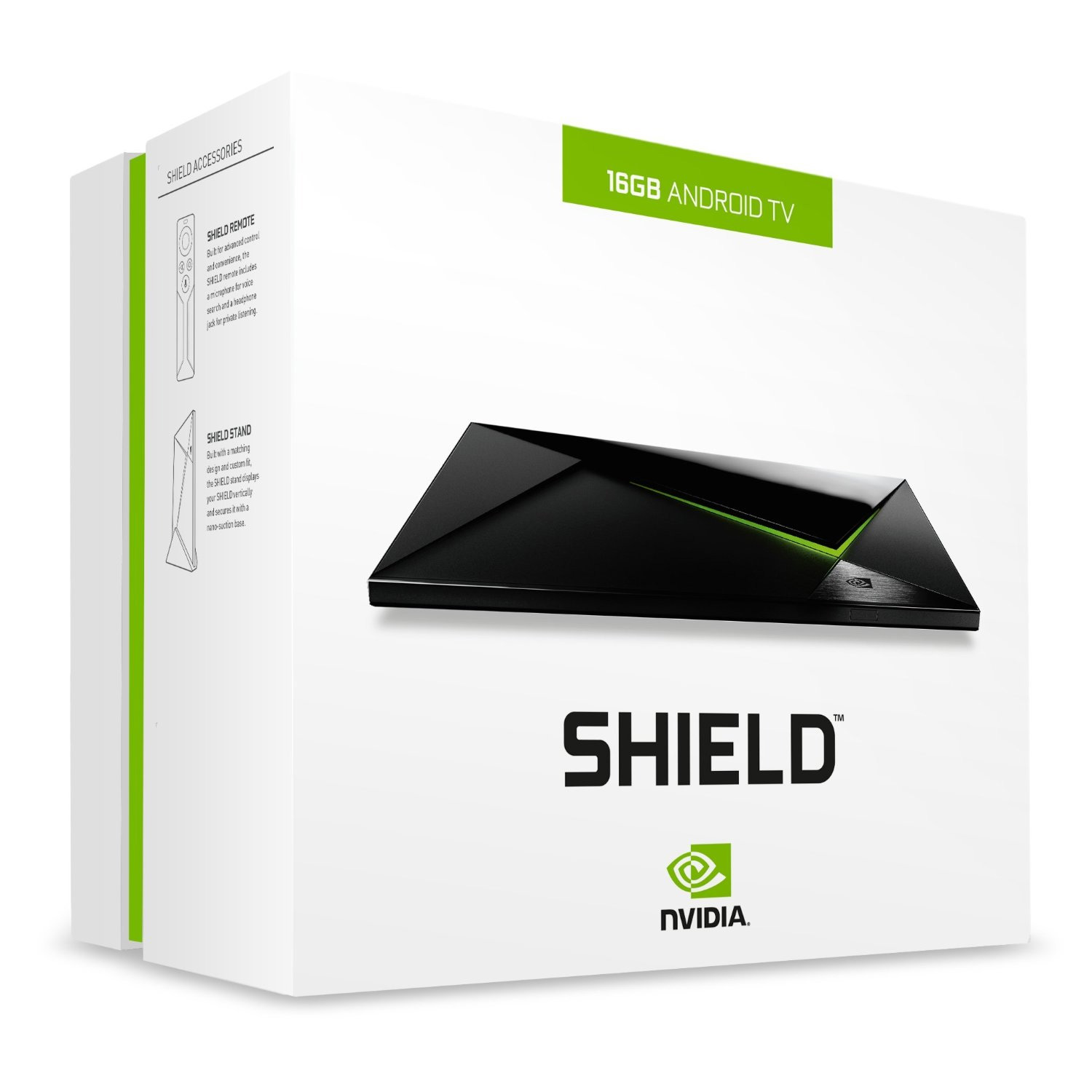 Nvidia SHIELD and SHIELD PRO Listed on Amazon - Tegra X1
