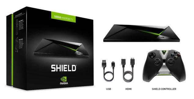 Nvidia SHIELD PRO 500 GB