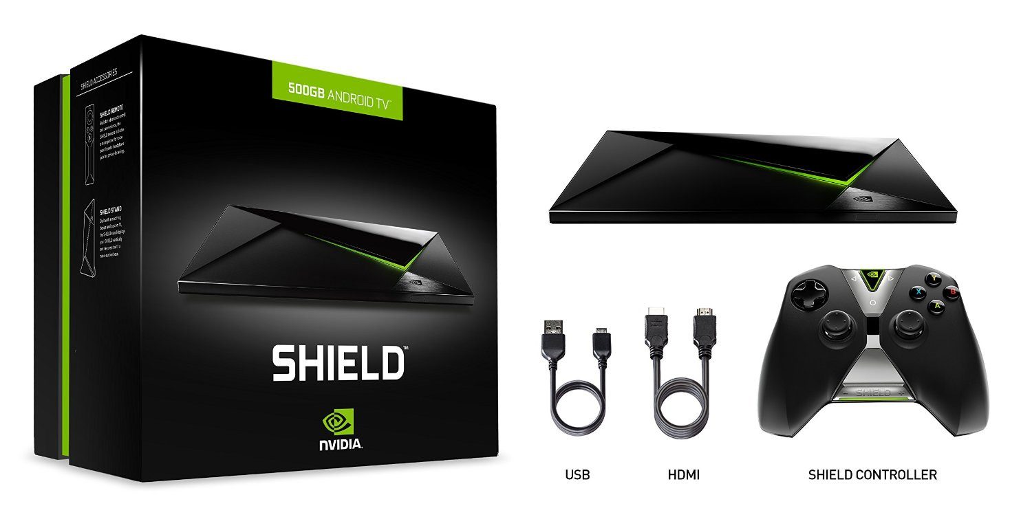 Nvidia SHIELD and SHIELD PRO Listed on Amazon - Tegra X1 Powered