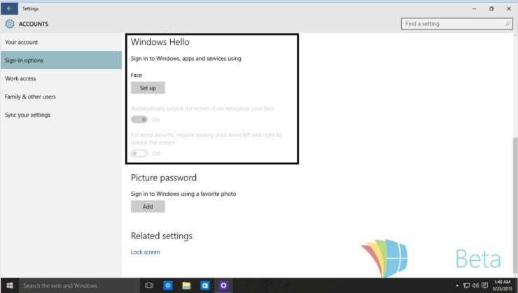 windows-hello-10125-settings