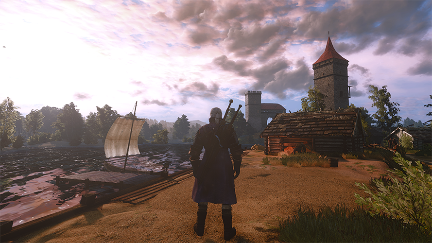 The Witcher 3 - Details on Patches 1 04 and 1 05, Camera