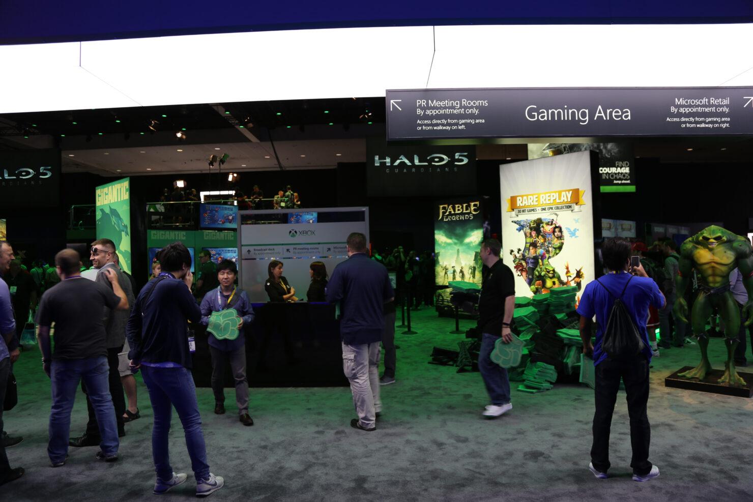 E3 2015