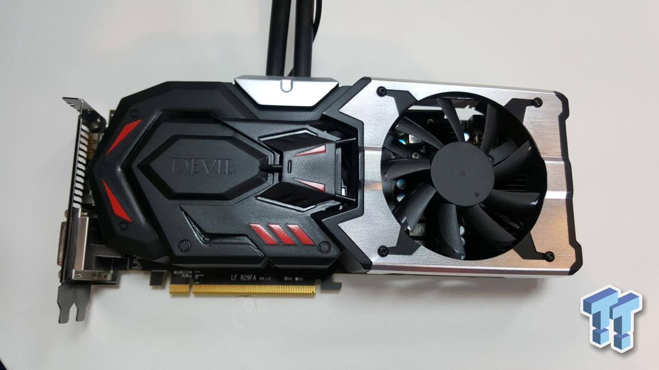 PowerColor R9 390X Devil 13