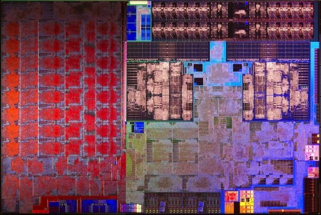 AMD Carrizo Die
