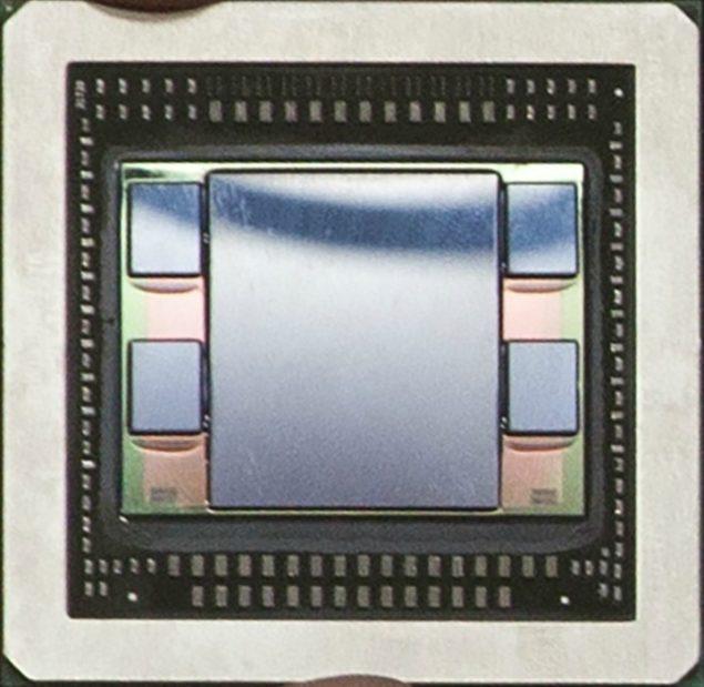 AMD Fiji DIe