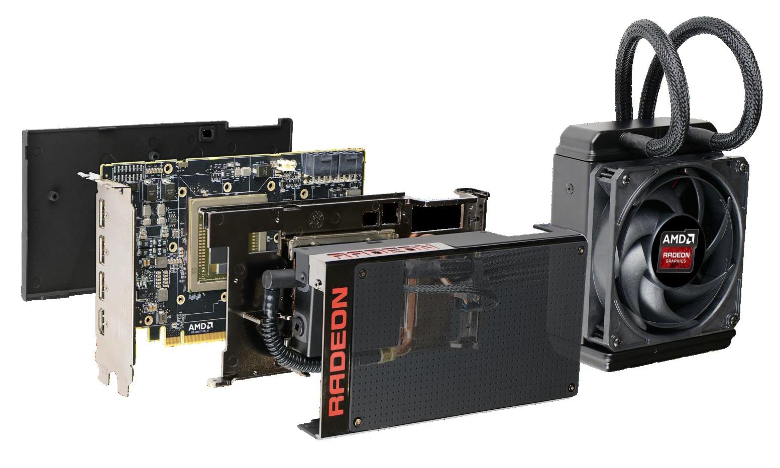 AMD Radeon R9 Fury X in-depth