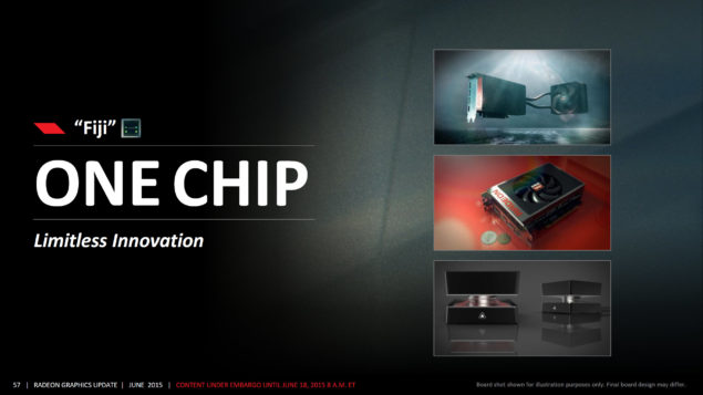 AMD Radeon Fiji GPU_One Chip