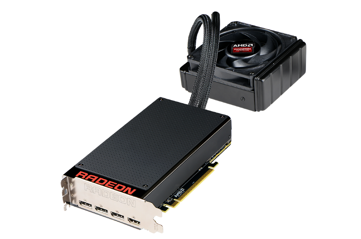AMD Radeon R9 Fury X Official