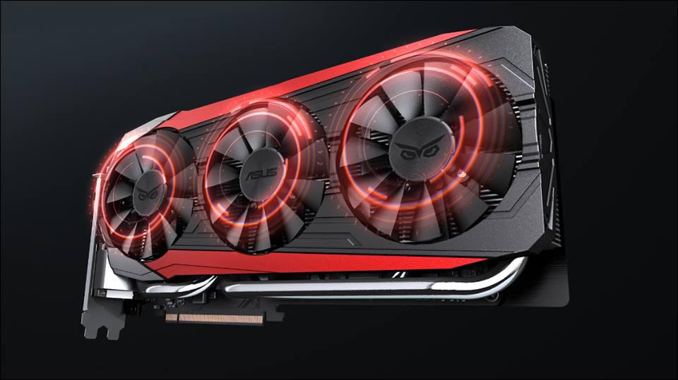ASUS GeForce GTX 980 Ti DirectCU III STRIX
