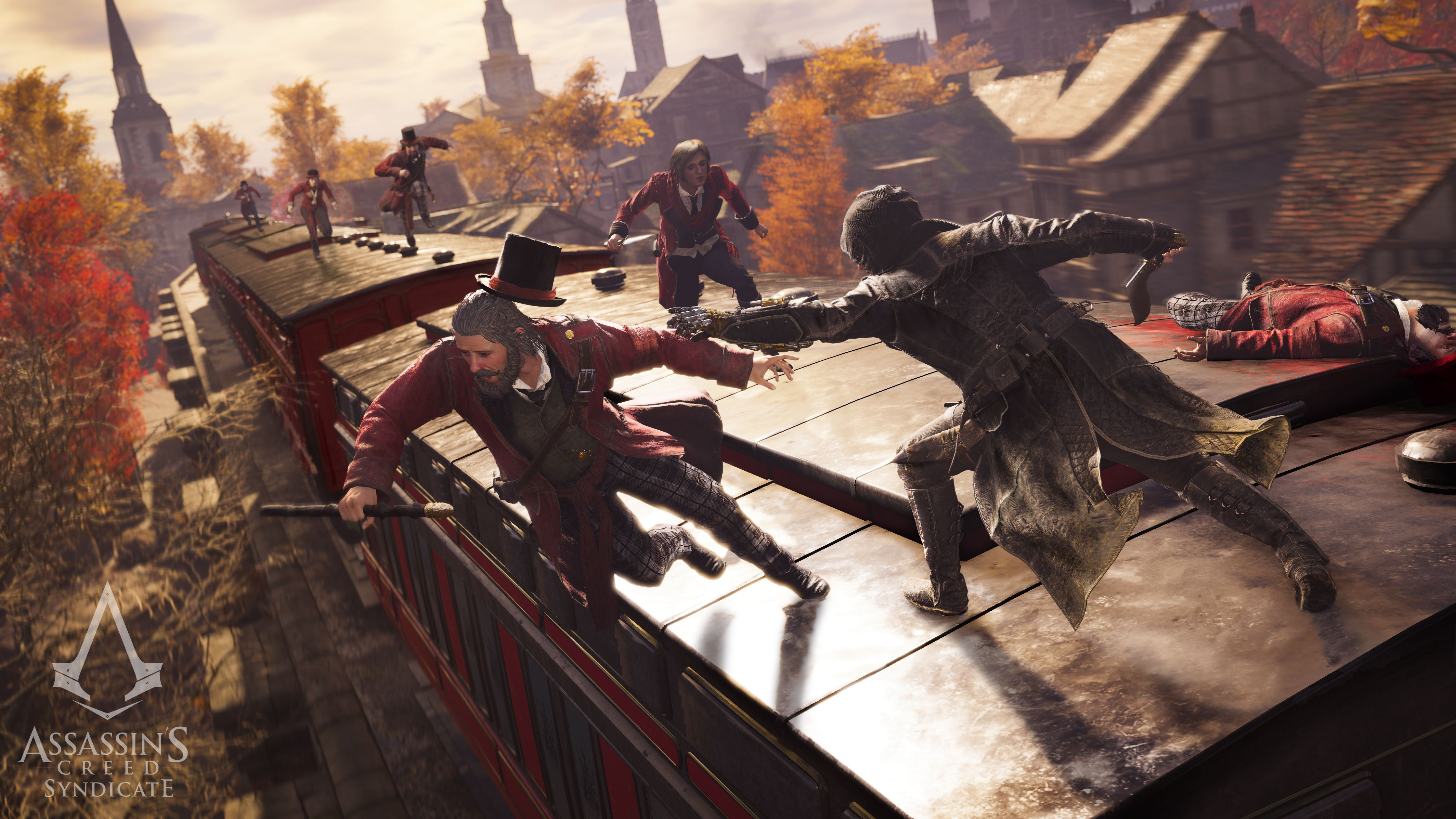 Assassin's Creed Syndicate Amazing 4K Screenshots and Art