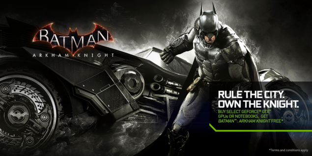Batman Arkham Knight GameWorks (3)