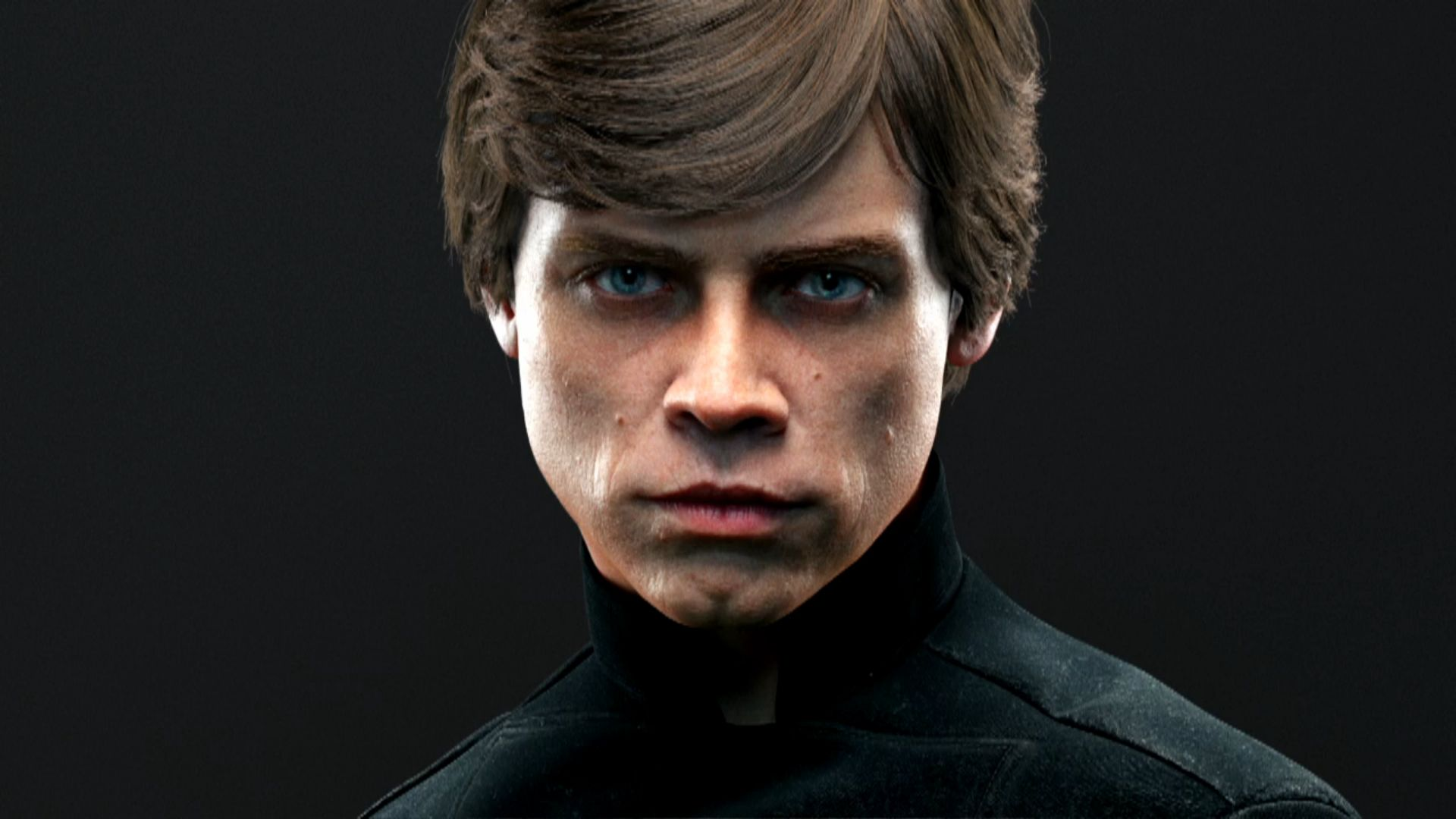 Star Wars Battlefront Awesome Luke Skywalker And Boba Fett Images